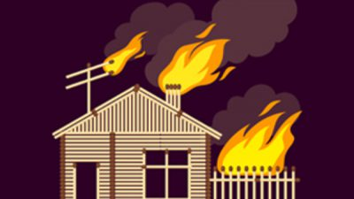 Genuine Fire on Building, No Claim Settlement Insurer Denial