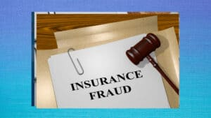 An agent helps the insured with the fraud claim 28