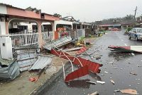 Frequent Freak Storm Lashes Malaysia Home