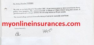 The Insurer and Agent not following the Duty of Disclosure