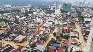 Claim Flood Damage to Home Insurance for Penang Flood of Decades